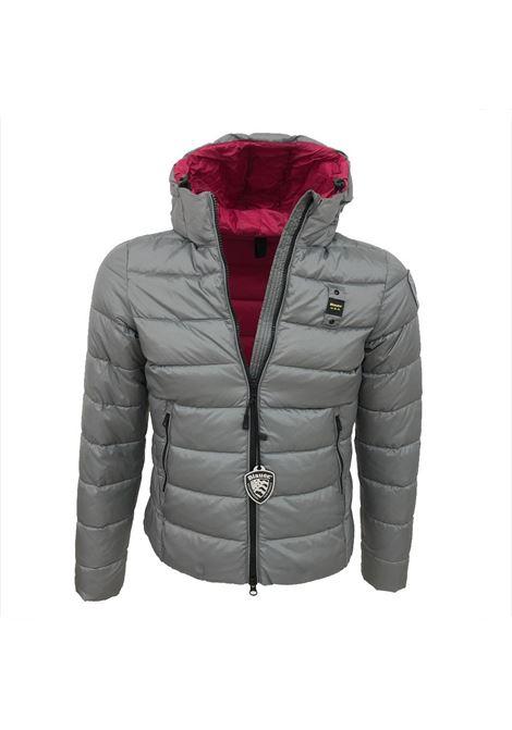 BLAUER | jacket | BLA02335GRIGIO