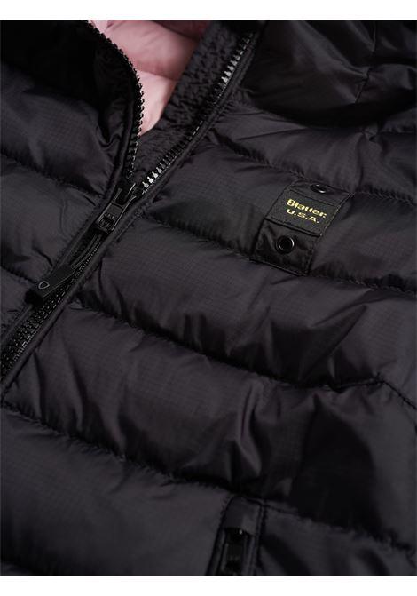 BLAUER | jacket | BLA02335NERO