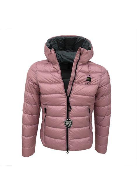 BLAUER | jacket | BLA02335ROSA