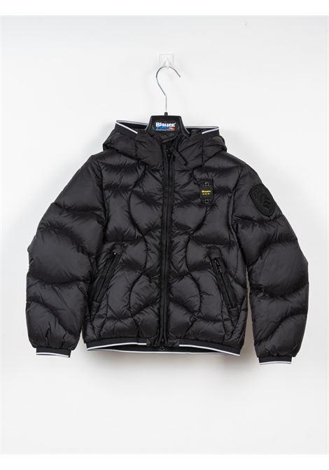 BLAUER | jacket | BLA13NERO