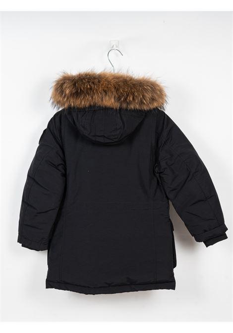 BLAUER | jacket | BLA15NERO