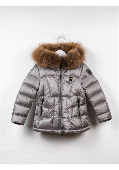BLAUER | jacket | BLA19GRIGIO