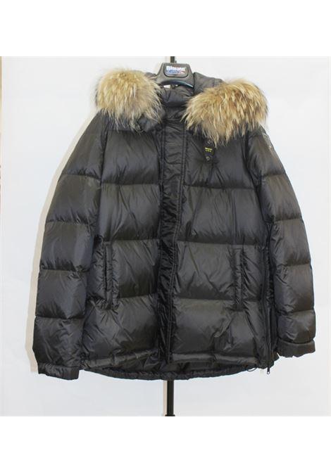 BLAUER | jacket | BLA19WBLDBNERO