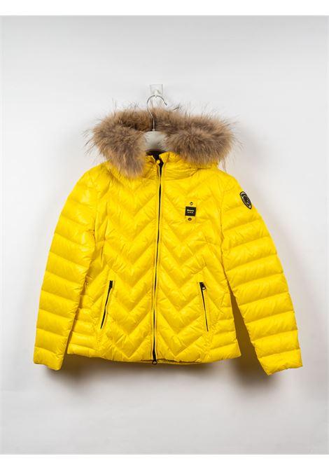 BLAUER | jacket | BLA21GIALLO