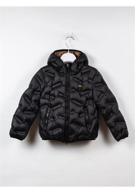 BLAUER | jacket | BLA25NERO
