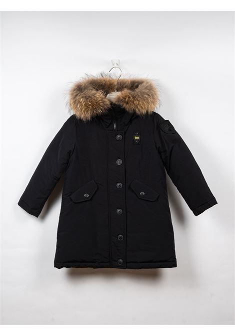 BLAUER | jacket | BLA26NERO