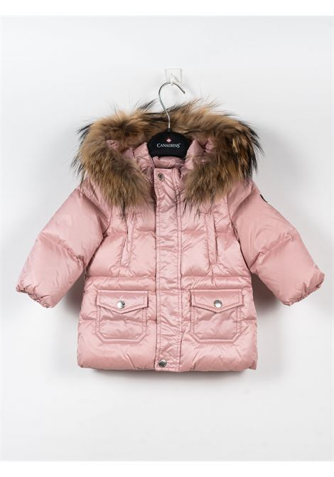 CANADIENS | jacket | CAN07ROSA