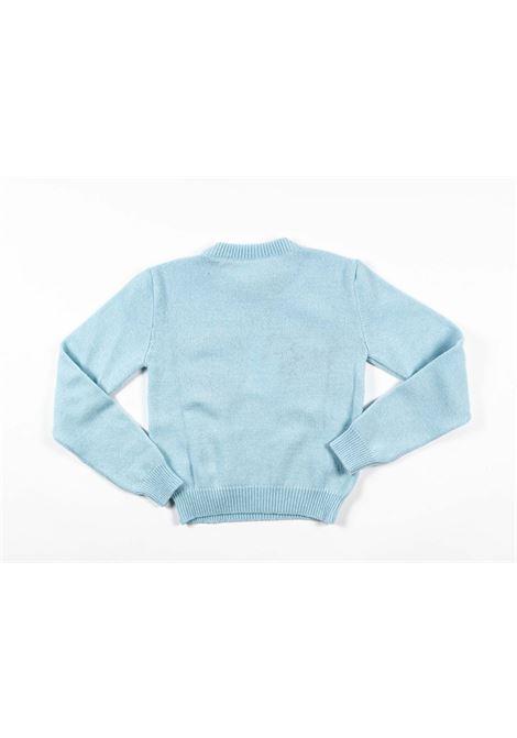 CHIARA FERRAGNI   wool sweater   FER19AZZURRO