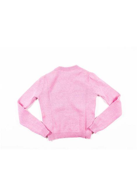 CHIARA FERRAGNI   wool sweater   FER19FUXIA