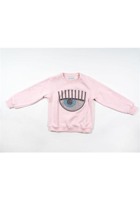 CHIARA FERRAGNI   sweatshirt   FER20ROSA