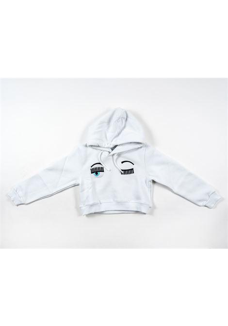 CHIARA FERRAGNI   sweatshirt   FER21BIANCO