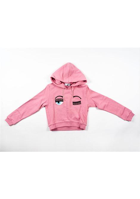 CHIARA FERRAGNI   sweatshirt   FER21ROSA