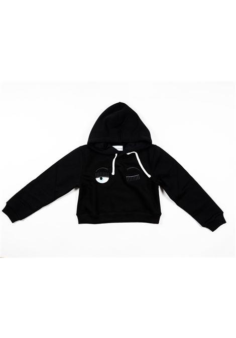 CHIARA FERRAGNI   sweatshirt   FER22NERO