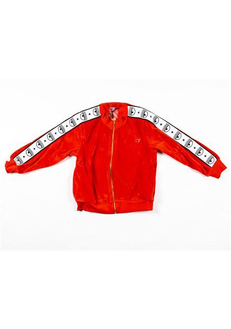 CHIARA FERRAGNI   sweatshirt   FER24ROSSO