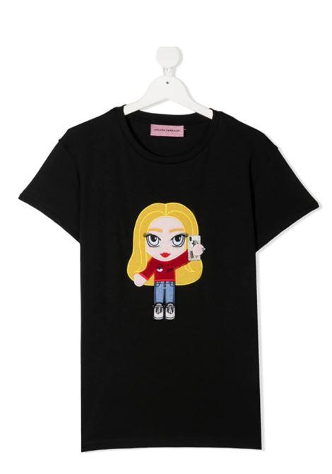 CHIARA FERRAGNI | T-shirt | FER38NERO