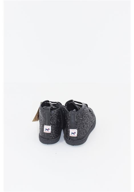 CHIPIE | Sneakers | SNEAK014NERA GLITTER