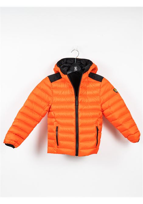 CIESSE PIUMINI | jacket | CIE14NERO ARANCIO