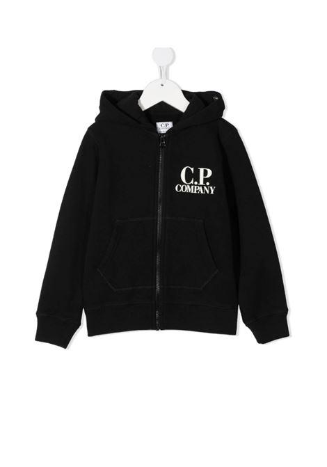 Felpa Cp Company CP COMPANY | Felpa | CPC03NERO