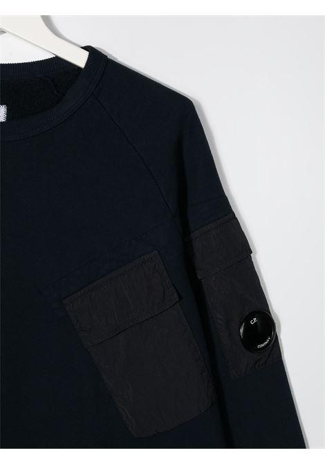 CP COMPANY | sweatshirt | CPC05BLU