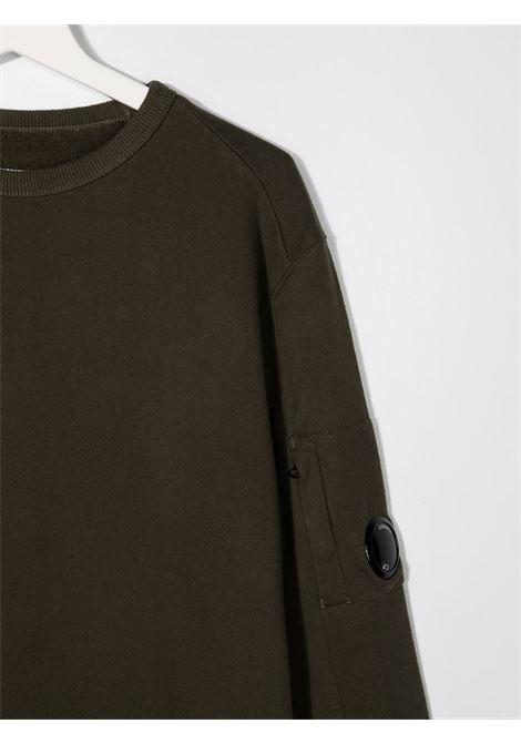 CP COMPANY | sweatshirt | CPC06VERDE