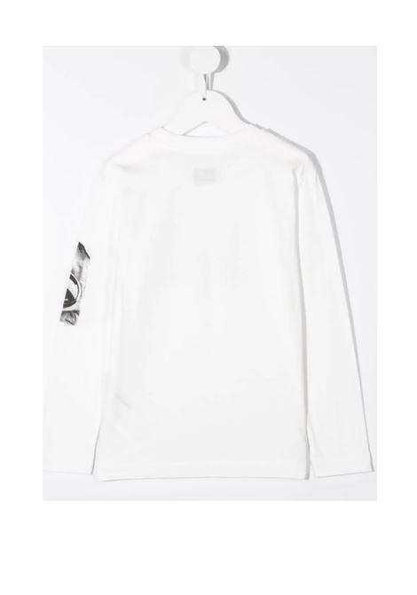 CP COMPANY | t-shirt long sleeve | CPC09BIANCA
