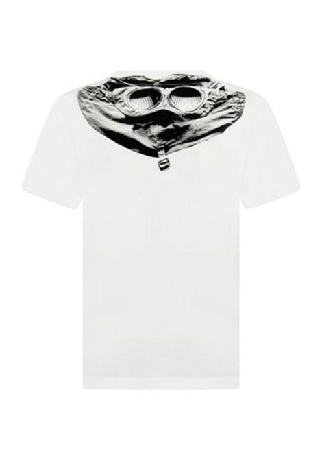 CP COMPANY | t-shirt short sleeve | CPC10BIANCA