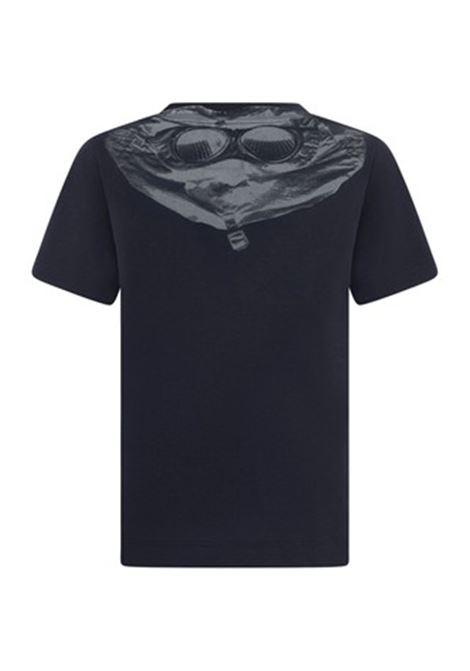 CP COMPANY | t-shirt short sleeve | CPC10BLU