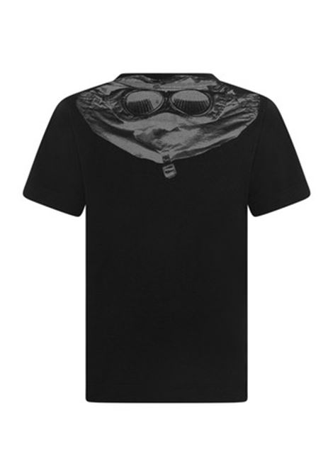 CP COMPANY | t-shirt short sleeve | CPC10NERO