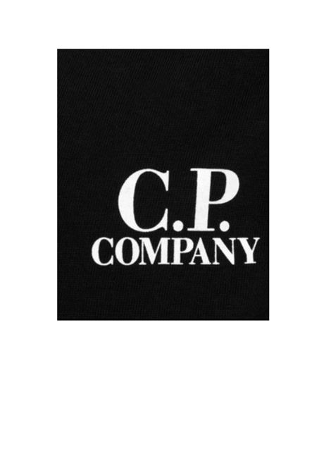CP COMPANY | t-shirt short sleeve | CPC11NERO