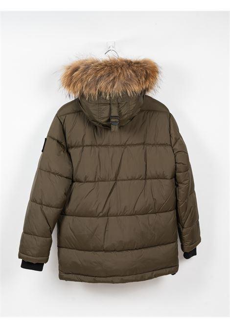 DIADORA | jacket | DIA106VERDE