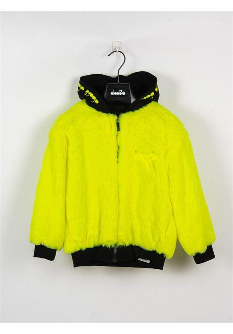DIADORA | jacket | DIA109GIALLO FLUO