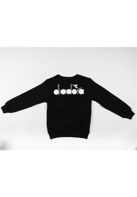 DIADORA | sweatshirt | DIA48NERO