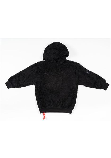DIADORA | sweatshirt | DIA51NERO