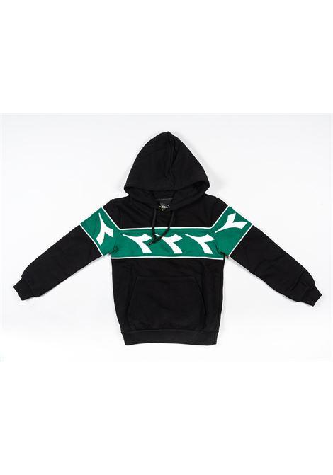 DIADORA | sweatshirt | DIA53NERO