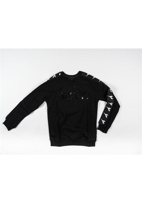 DIADORA | sweatshirt | DIA55NERO