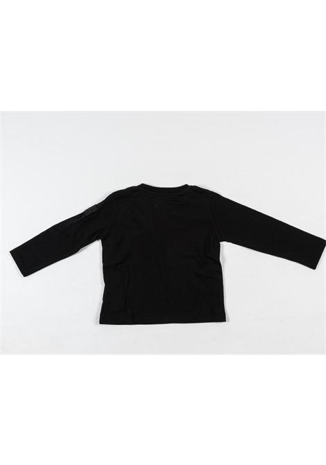 DIADORA | t-shirt long sleeve | DIA61NERO