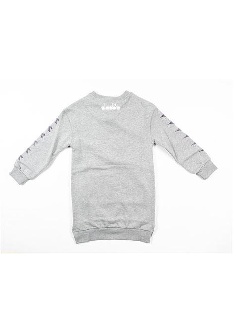 DIADORA | sweatshirt | DIA63GRIGIO