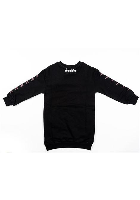 DIADORA | sweatshirt | DIA63NERO