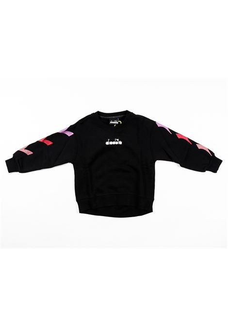 DIADORA | sweatshirt | DIA65NERO