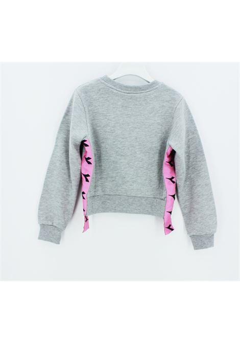 DIADORA   sweatshirt   DIA68GRIGIO
