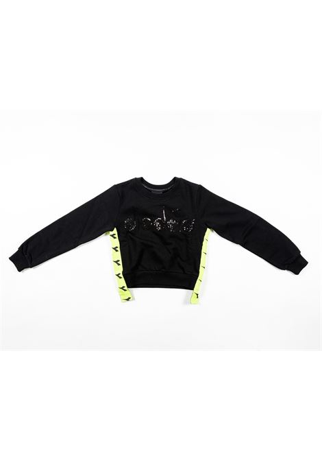 DIADORA | sweatshirt | DIA68NERO
