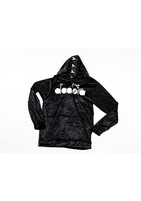 DIADORA | sweatshirt | DIA70NERO