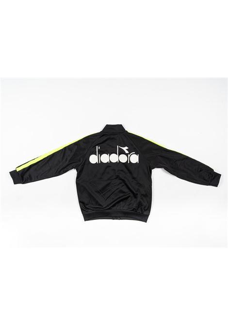 DIADORA | sweatshirt | DIA85NERO