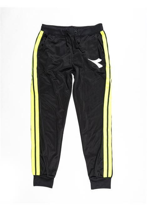 DIADORA | plushy trousers | DIA86NERO