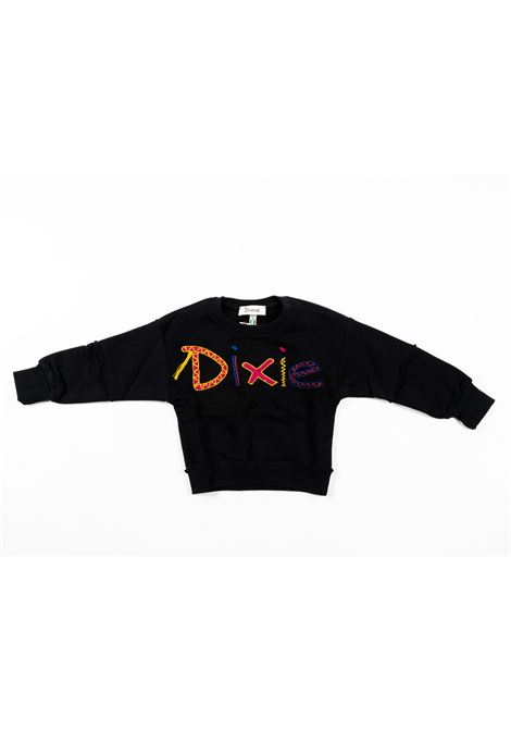 DIXIE | sweatshirt | DIX20NERO