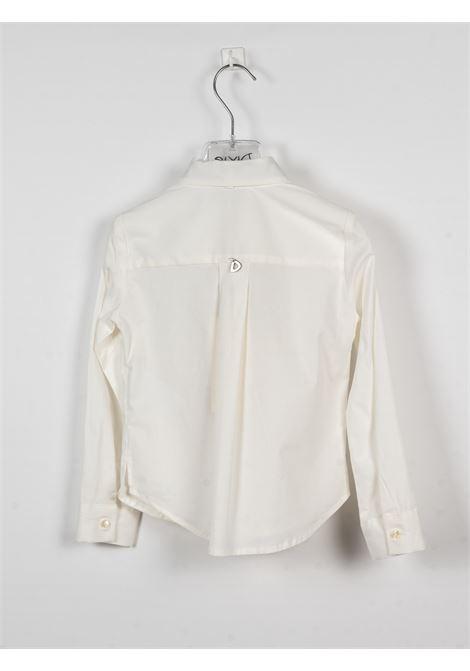 DIXIE | shirt | DIX34BIANCO