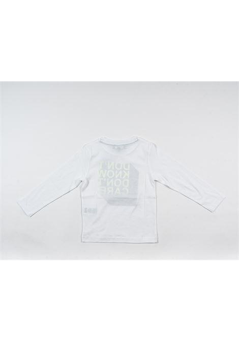 DKNY | t-shirt long sleeve | DKN40BIAMCO