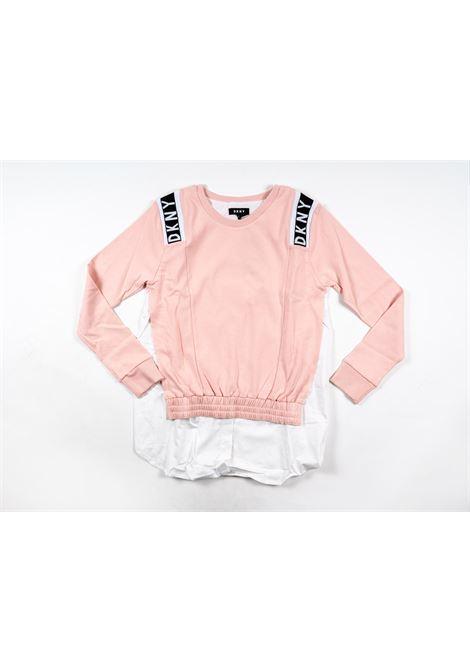DKNY | sweatshirt | DKN42ROSA