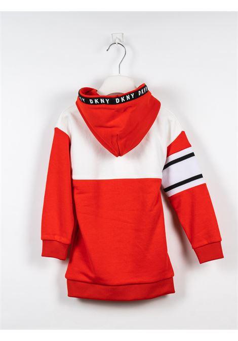 DKNY | sweatshirt | DKN54ROSSO