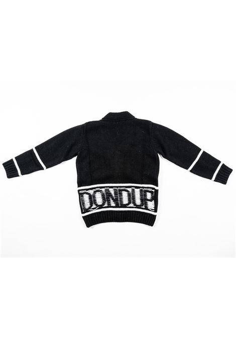 DONDUP |  | DON192NERO BIANCO